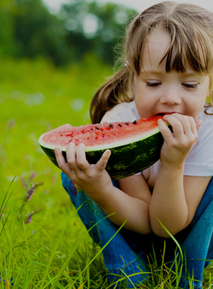 International Children's Day:  Good Eating Habits for a Healthy Lifestyle