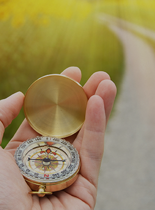 THE SOCIAL COMPASS: A NEVER ENDING JOURNEY OF IMPROVEMENT