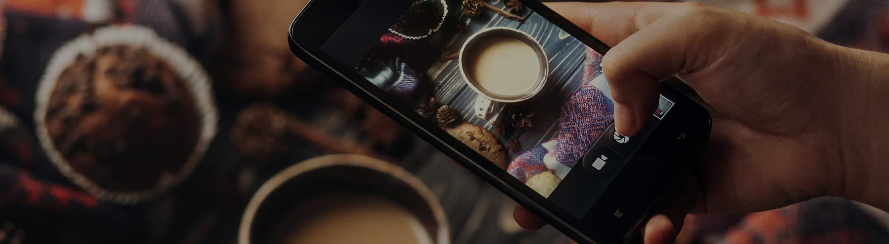 איך מספרים סיפור של עסק בתמונות?