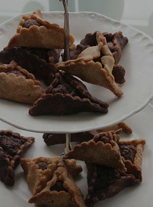 אי אפשר לעבור את פורים בלעדיהם: אזני המן במילוי שוקולד נוגט