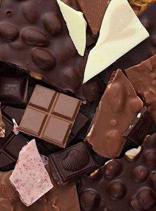עובדות משעשעות על שוקולד