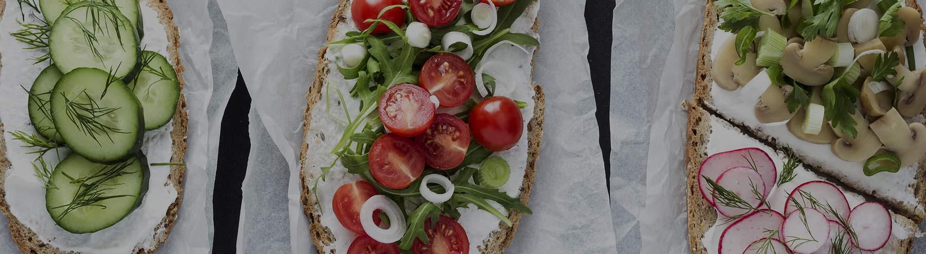 5 כריכים בריאים שיגוונו את ארוחת 10
