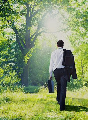 טבע ועסקים: הצורך בצמיחה מתמדת