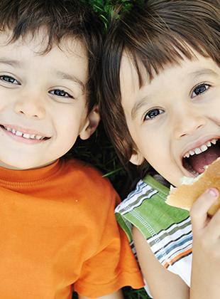 4 ארוחות בוקר לילדים ל-4 סוגי בקרים