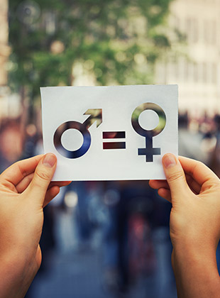 Gender inside-out: Four everyday moments